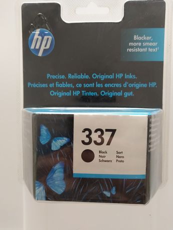 Tinteiro HP 337 na caixa selados