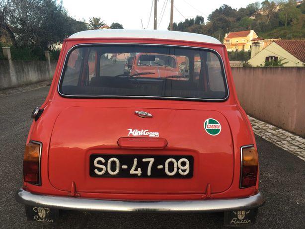 Austin 1100 Mini 1970 réplica Cooper