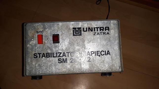 UNITRA-ZATRA Stabilizator napięcia SM 200/2
