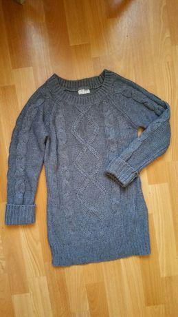 Sweter dziewczęcy NEXT Wiek 7-8 lat