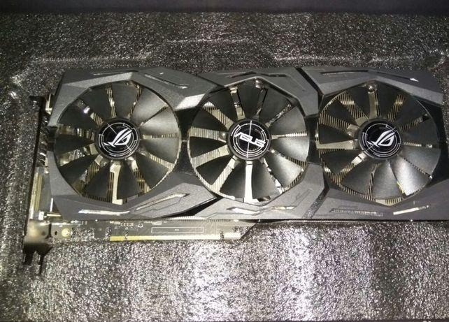 ASUS Rog Strix GTX1060 6GB