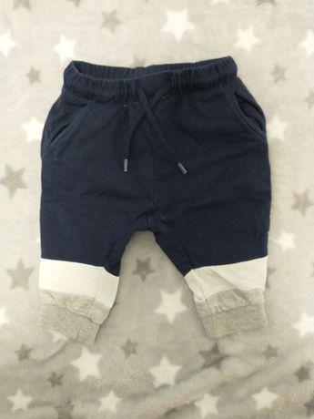 Spodnie dresowe H&M r.68