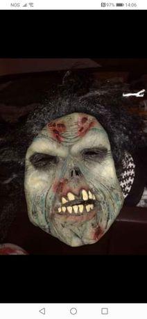 Máscara de halloween