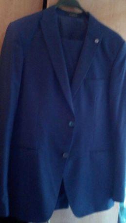 Школьный подростковый костюм для мальчика р48