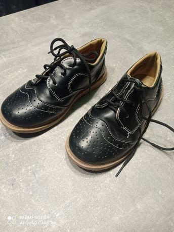 Туфлі дитячі чорні