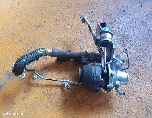 Turbo Opel Astra K / Insignia / Mokka / Meriva 1.6 Cdti Ref. 54389700013