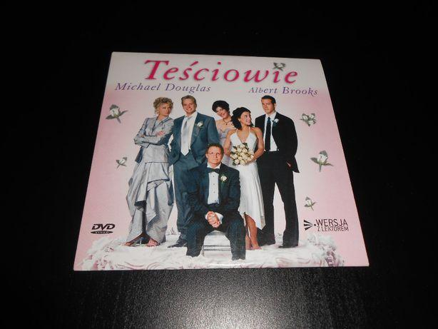 Teściowie - Film DVD