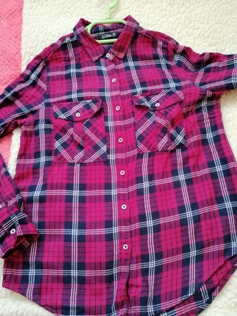 Diverse_Koszula damska w kratkę rozmiar XS