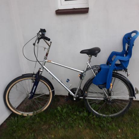Rower tanio zamiana