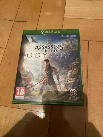 Assassin's Creed Odyssey xbox one na płycie