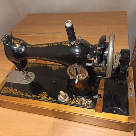 Швейная машинка ПМЗ им. Калинина ручная Подолка 2М-1 Полный комплект