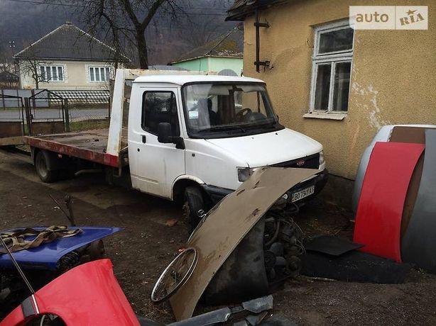 Продам эвакуатор ldv