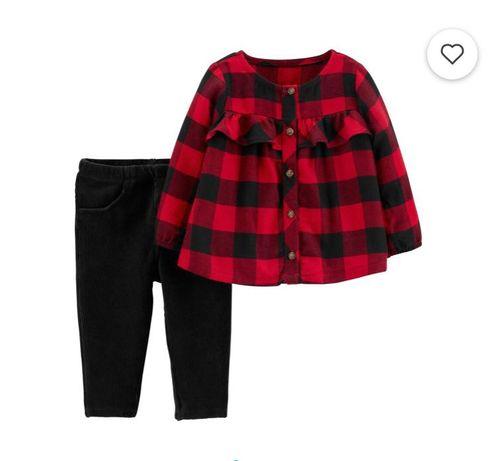 Carter's набор одежды