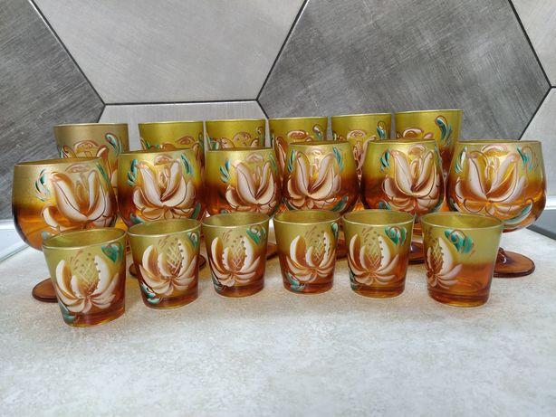 Продам набір бокалів, стаканів, стопок