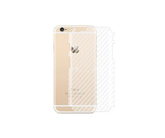 Carbon skin iPhone modele 6 - 8Plus