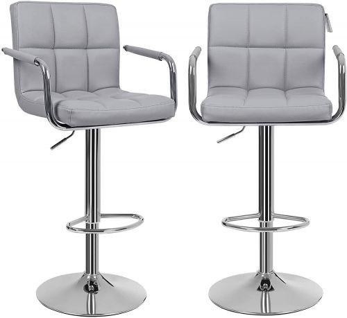 Krzesło hocker do salonu kosmetycznego lub fryzjerskiego