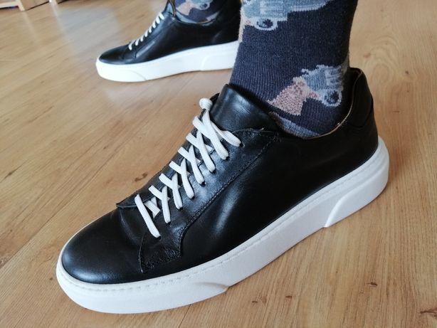 Męskie sneakersy Venezia rozmiar 42, czarne