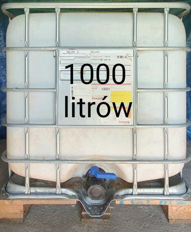 Zbiorniki, paleto-pojemniki MAUSER o poj. 1000 L