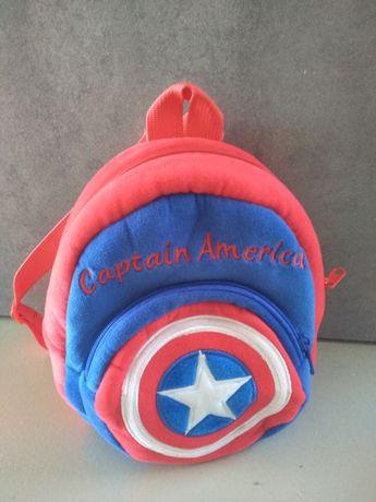 Plecak. Plecaczek Capita America.