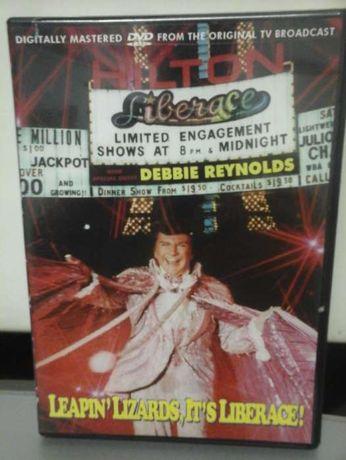 DVD - LIBERACE - Leapin' Lizards, It's Liberace – ENTREGA IMEDIATA