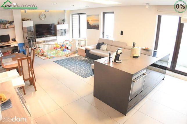 Wyjąktowy apartament 3 sypialnie + salon 45m2