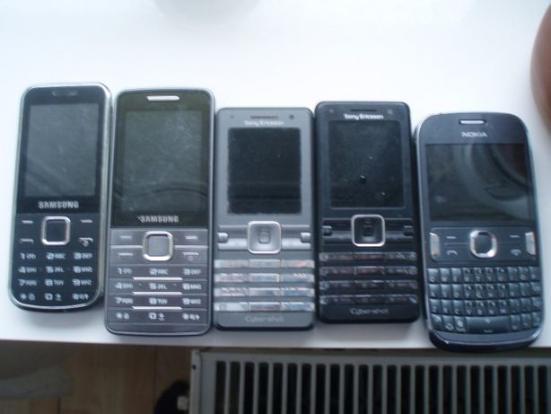 Nokia E71Samsug Sony Ericsson /głosniki/