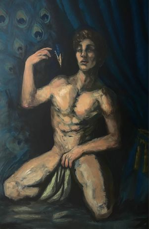 Pintura 120x80 cm