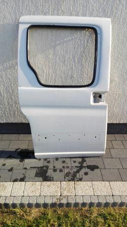 Drzwi boczne suwane partner berlingo