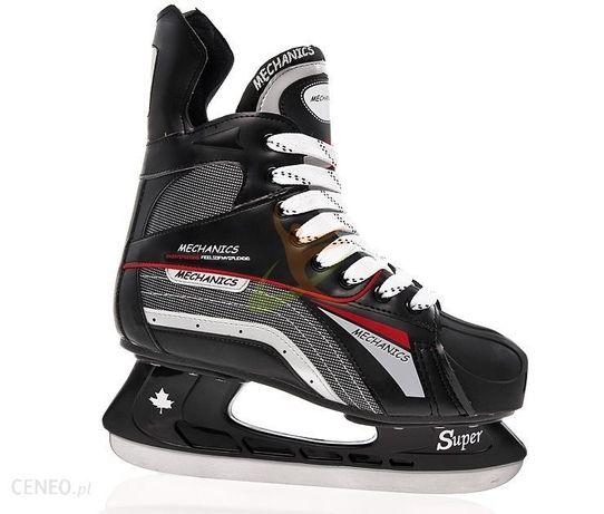 nowe łyżwy hokejowe MECHANICS