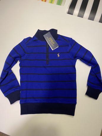 Фирменный реглан свитер Polo Ralph Lauren на 2-3 годика.