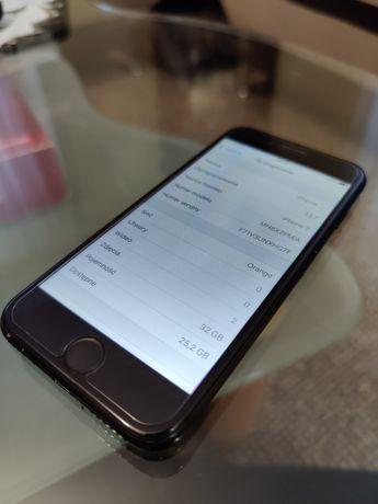 iPhone 7 Black 32GB 100% bateria.
