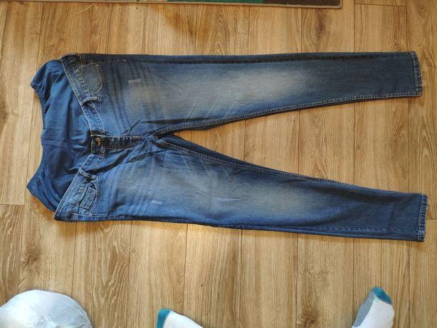 Spodnie ciążowe jeansy rozmiar 40 xl