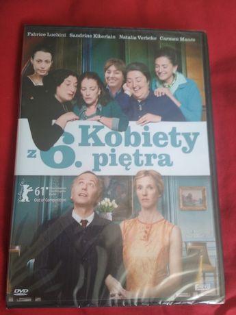 Kobiety z 6 piętra dvd nowe