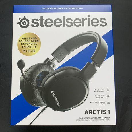 Компьютерная гарнитура SteelSeries Arctis 1