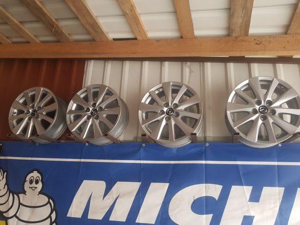 Felgi Aluminiowe Mazda 6-CX3-CX5-CX7 -R17 5x114.3 ET50 -7J+czujniki