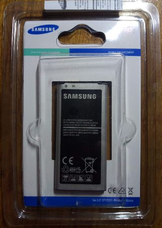 Аккумулятор ААА SAMSUNG G800H Galaxy S5 Mini Duo / EB-BG800CBE