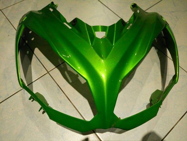 Czasza Kawasaki er6f zielona 2014 rok