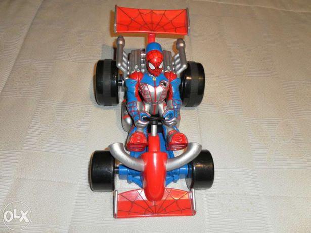 Carro spider man