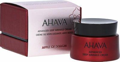 Krem Ahava advanced deep wrinkle cream APPLE OF SODOM