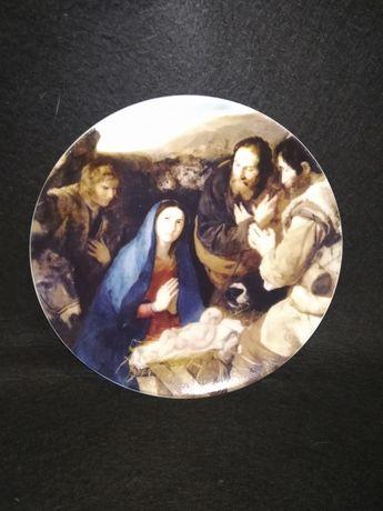 Prato de Natal 2008 - coleção Vista Alegre