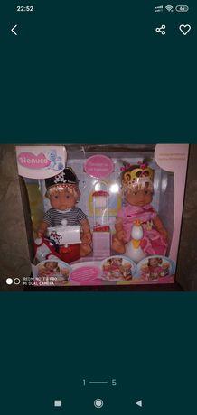 Кукла пупсы интерактивные