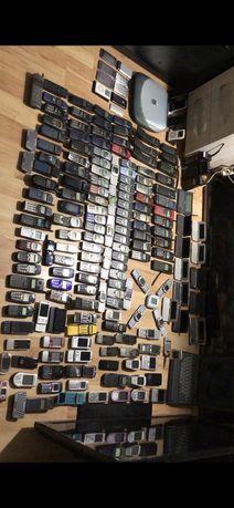 Колекція телефонів старих!