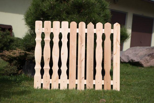 Sztachety drewniane, olchowe, balkonowe, ogrodzeniowe! Deski na ławkę!