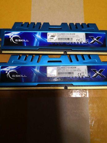 Супер топ оперативная память DDR3 Pc 2400 2x4Gb GSkill