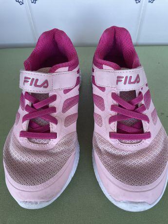 Sapatilhas rosa Fila n° 33