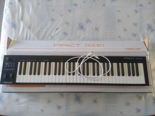Nektar Impact GX 61 (teclado midi)