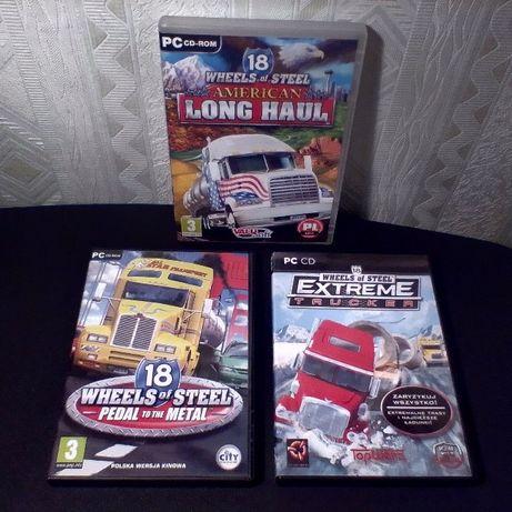 18 Wheels of Steel PC CD-ROM