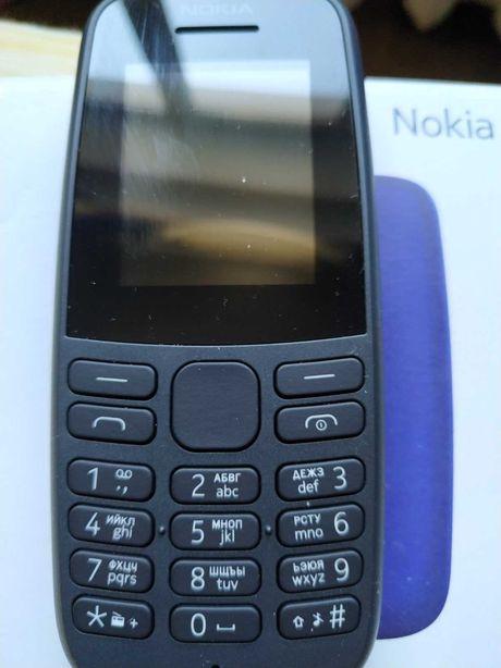 Новый телефон Nokia 105