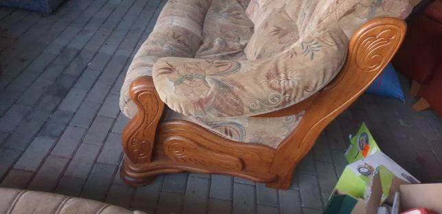 Sprzedam komplet .kanape