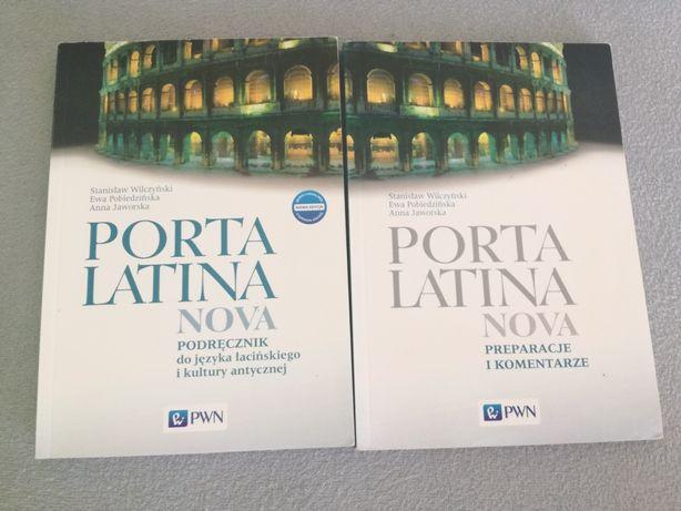 Książki do Języka Łacińskiego